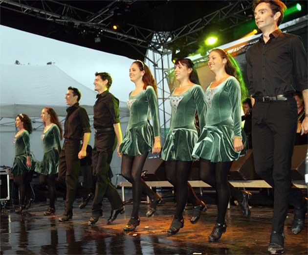 Rencontre musique irlandaise tocane