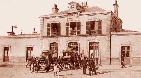 L'AVENTURE DU TRAIN de CONCARNEAU Gare-de-concarneau-1