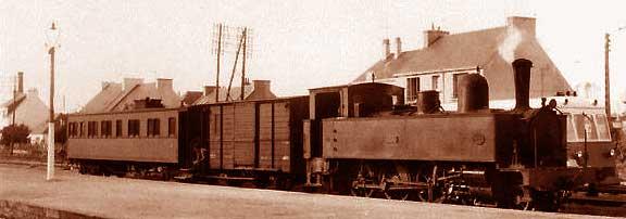 L'AVENTURE DU TRAIN de CONCARNEAU Gare-de-concarneau-4