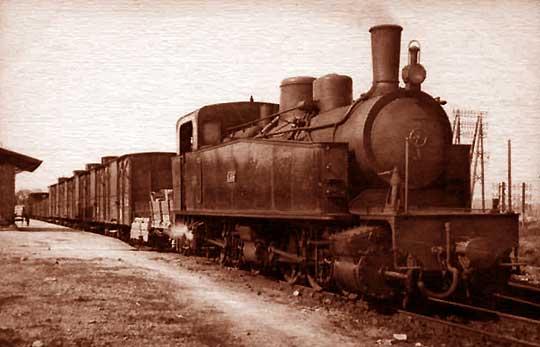 "DOSSIER ""LIGNE DE ROSPORDEN A CONCARNEAU"" Train-concarneau"